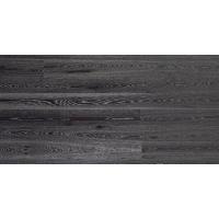 Паркетная доска Karelia Коллекция Impressio  Дуб Stonewashed Platinum 1-полосная (Дуб стоунвошед платинум)
