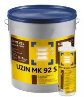 UZIN MK-92 S Двухкомпонентный полиуретановый клей для паркета