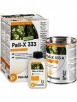 Pallmann Pall-X 333 Двухкомпонентная не содержащая растворителя грунтовка на основе масла, для подкрашивания деревянных полов (бесцветная)