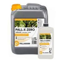 Pallmann Pall-Х Zero Водоосновный двухкомпонентный лак для паркета
