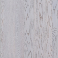 Polarwood Space Коллекция Дуб Elara white matt однополосная